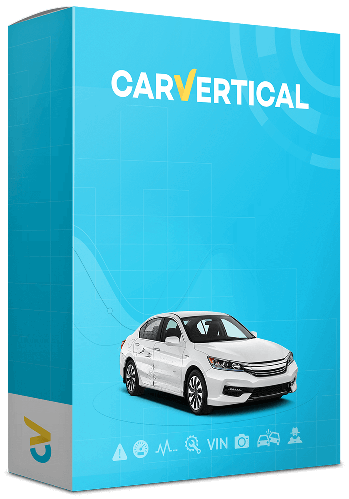 Vehicle check, get a full car history report | carVertical